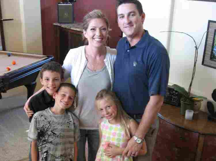 Christina Anderson refuses to make a change to her family's health plan.
