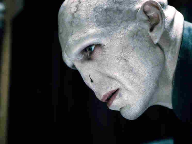 Ralph Fiennes as Voldemort