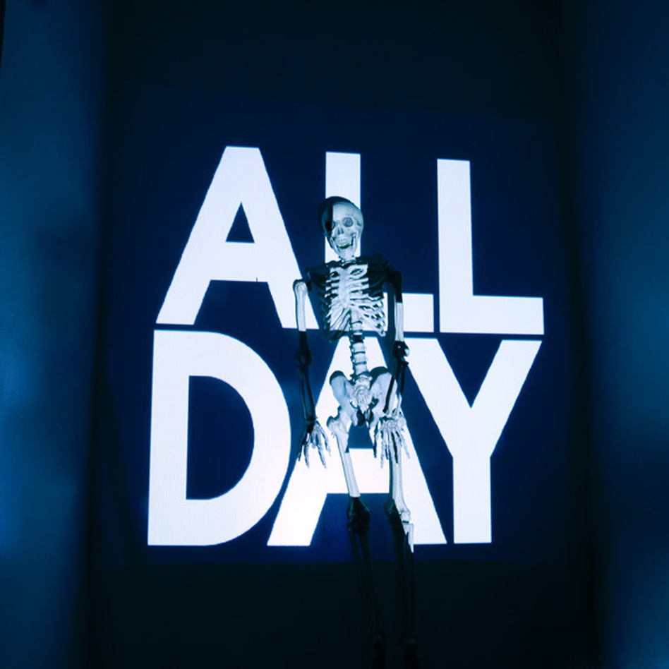 Download Girl Talk's All Day at Illegal Art.