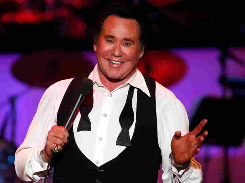 Wayne Newton performs in Las Vegas