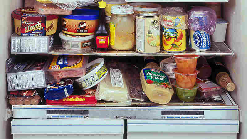 Food Photo Friday: What's In Your Fridge?