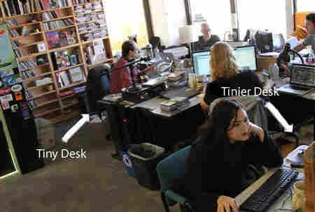 Tinier Desk