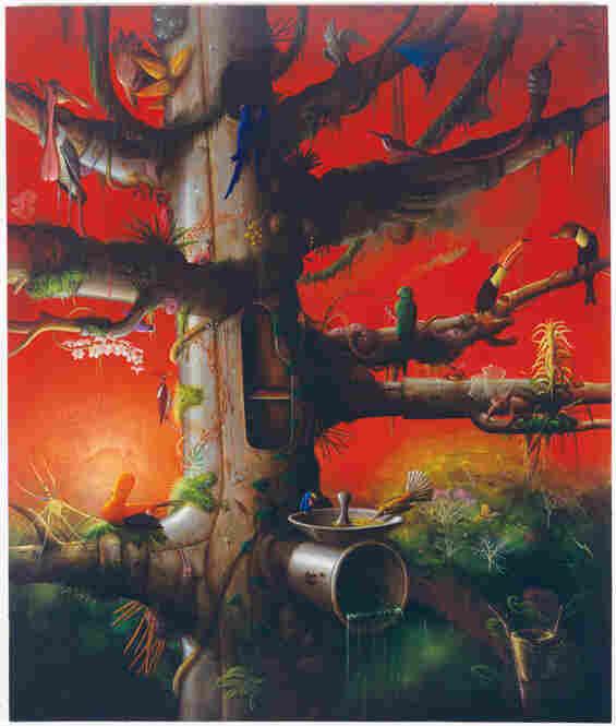 Aviary, 1992