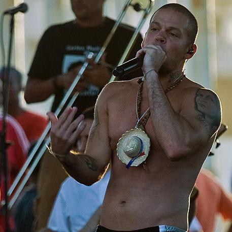 Calle 13's Rene Perez Joglar aka Residente