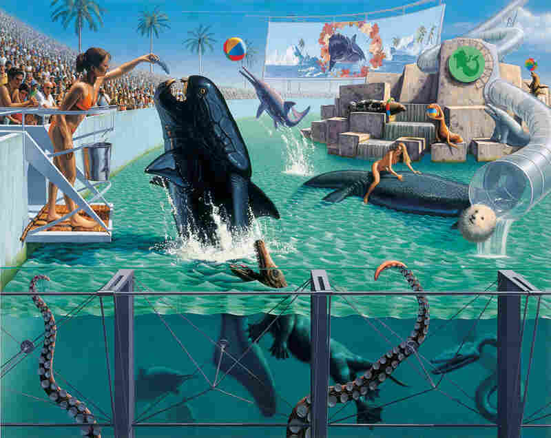 Sea World, 2001-2004