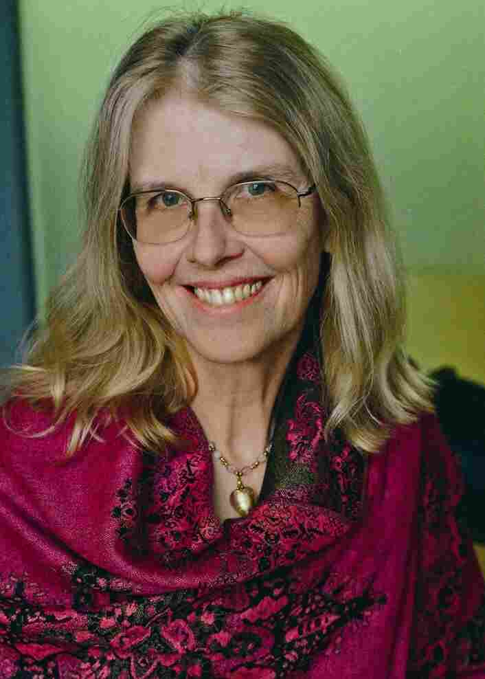 Author Jane Smiley