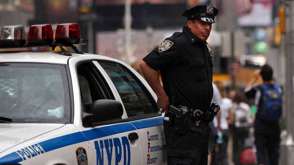 NYPD To Use Anti-Terror Officers To Polic
