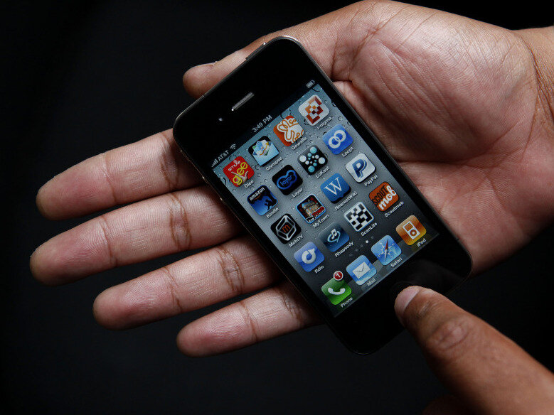Wipeout When Your Company Kills Your Iphone Npr