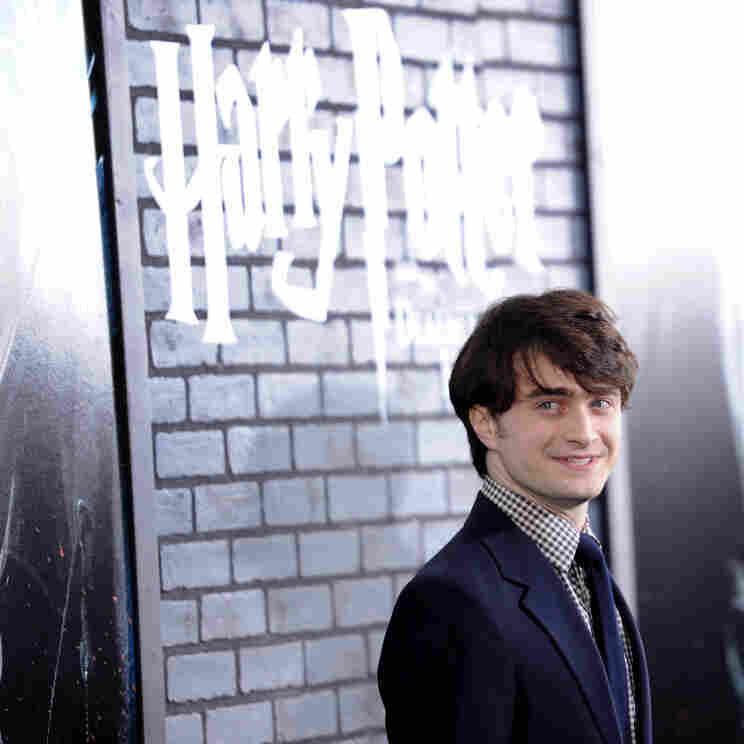 Nice Trick: 'Harry Potter' Has Kept Hold Of His Audience