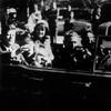 Nov. 22, 1963. om Dallas. Shortly before President Kennedy was killed.