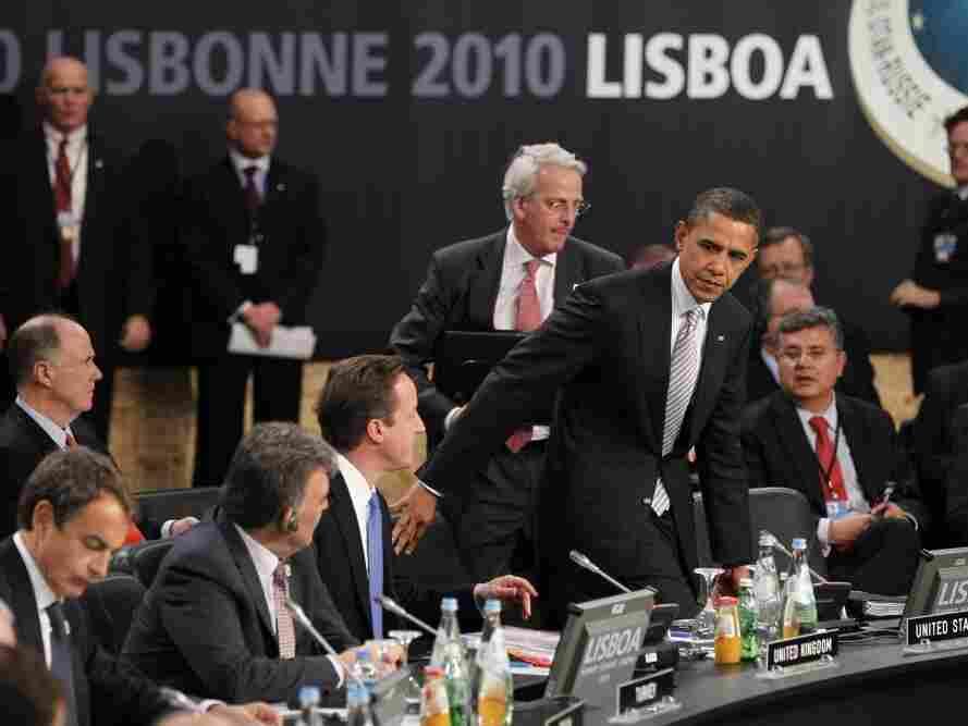 Obama at NATO in Lisbon