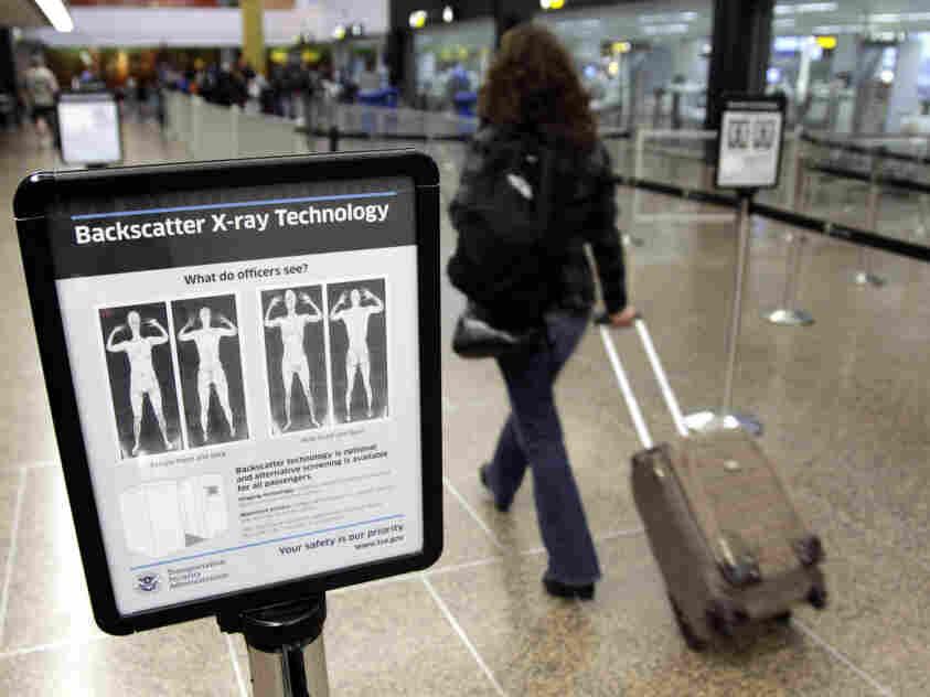 At Seattle-Tacoma International Airport, Nov. 19, 2010.