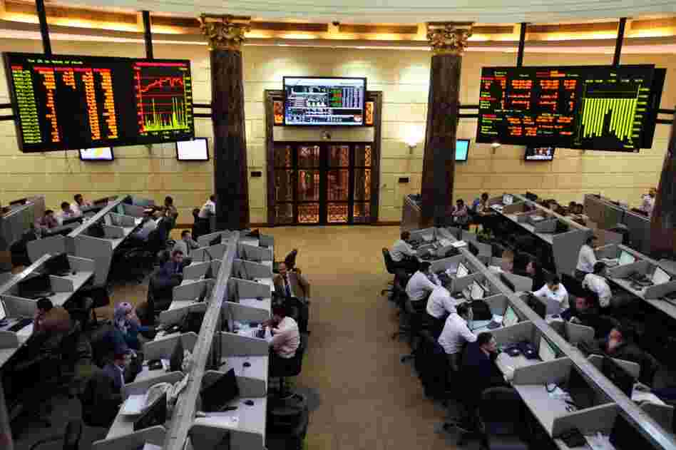 Helping to fuel Egypt's economy is the stock exchange in Cairo, said to be the oldest in the Middle East.