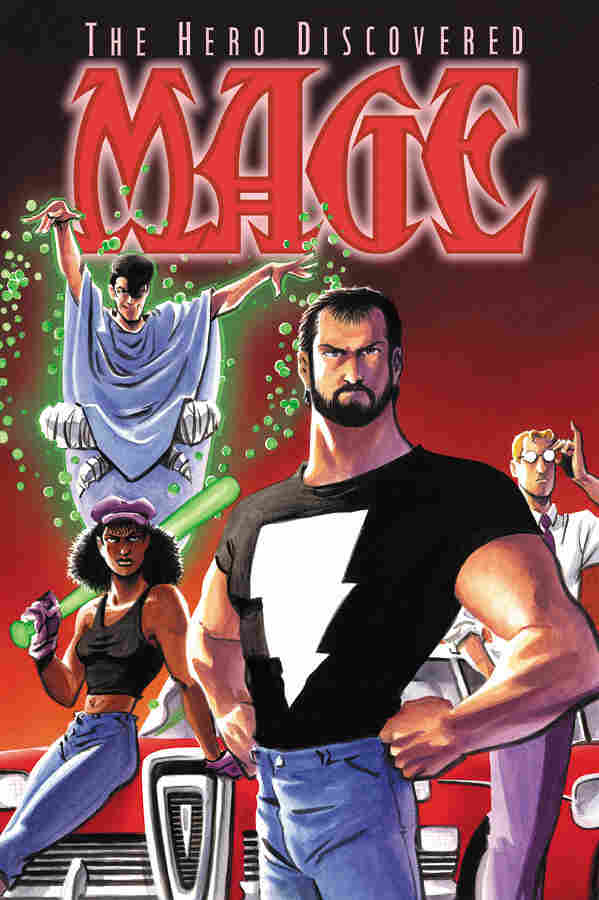 Cover of Mage: The Hero Discovered