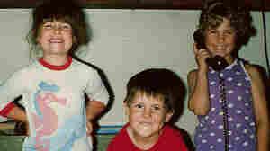 Tressa Borick and siblings