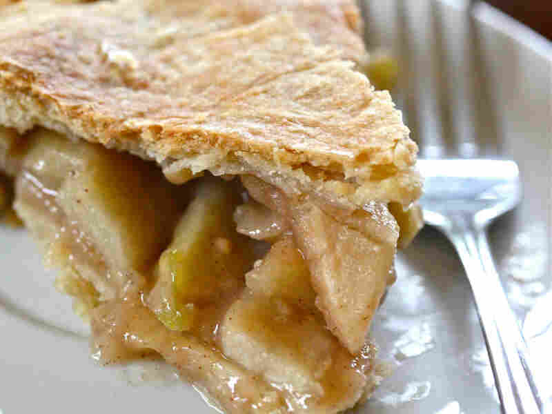 Maple-Apple Pie With Brown Sugar Crust