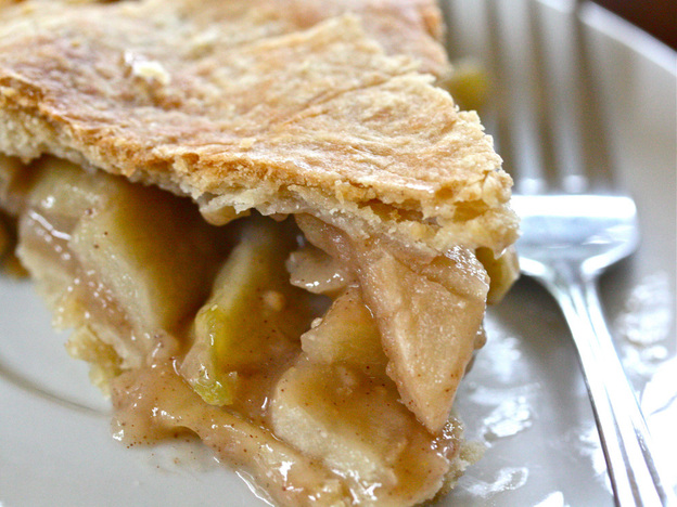 Recipe: Maple-Apple Pie With Brown Sugar Crust