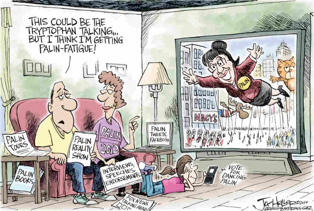 Palin Fatigue