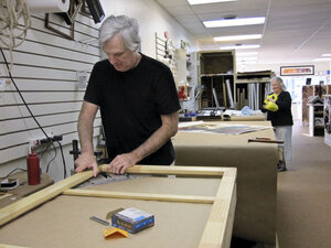 rick michaels suffers from painful arthritis and he needs a hip replacement but a pending health claim for the surgery would probably push up the rates - Michaels Frame Shop