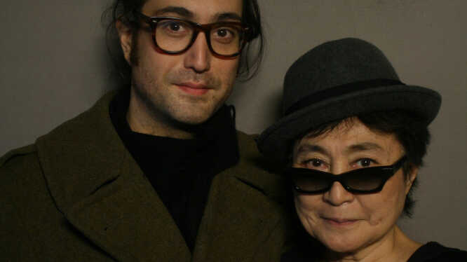 Sean Lennon And Yoko Ono: DNA Memory