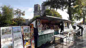 On Banks Of Seine, Niche Booksellers Fight To Survive