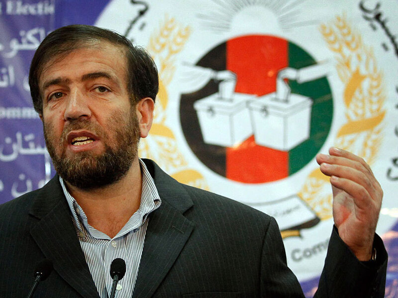 Afghan Election Results Stir Up New Controversy : NPR