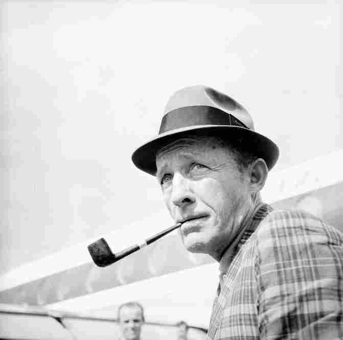 Singer and actor Bing Crosby: Clerk, Spokane, Wash.