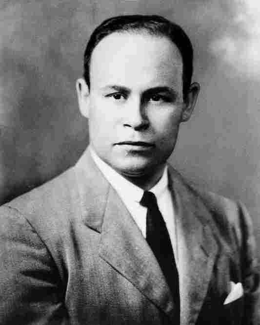 Scientist and surgeon Charles R. Drew: Part-time special delivery messenger, Washington, D.C.