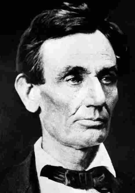 President Abraham Lincoln: Postmaster, New Salem, Ill.