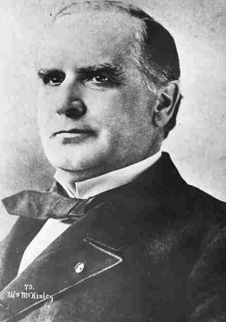 President William McKinley: Assistant postmaster, Poland, Ohio.