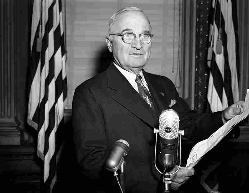 President Harry S. Truman: Postmaster, Grandview, Mo.