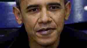 Obama Healing After Basketball Injury