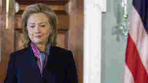 Clinton: WikiLeaks 'Tear At Fabric' Of Government