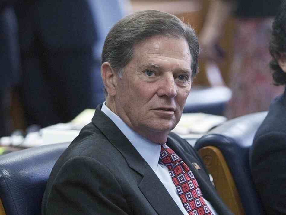 Former House Majority Leader Tom Delay