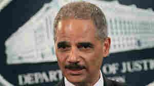 Attorney General Eric Holder, N
