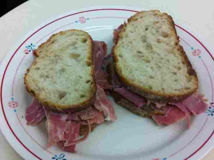 The Earl of Sandwich Sandwich