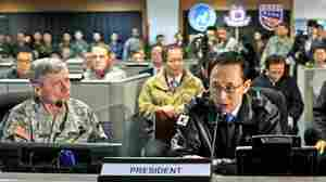 S. Korea Warns Of Consequences For Further Aggression