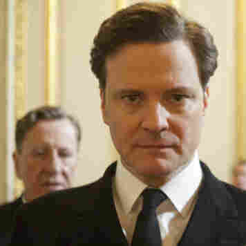 Colin Firth: This King's 'Speech' Had A Different Ring
