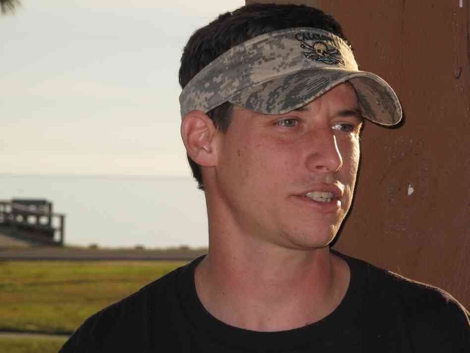 Aaron Hofer, 27, of Bayou La Batre, Ala.
