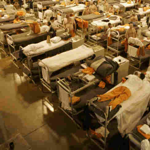 High Court Weighs Calif. Prison Overcrowding