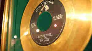 Gold record for Elvis Presley's 'Jailhouse Rock'