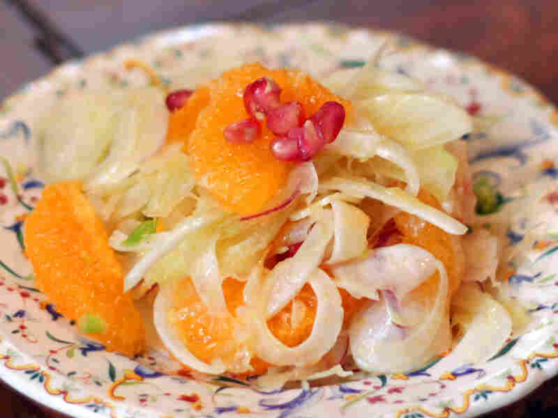 Fennel Citrus Salad