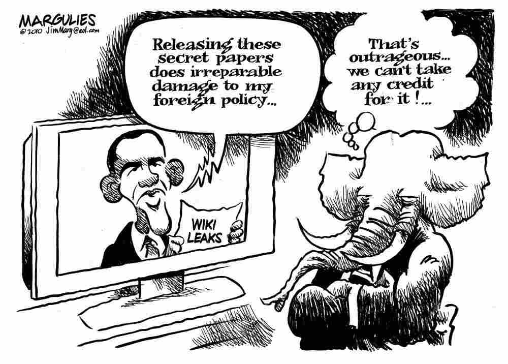 WikiLeaks Foreign Policy damage
