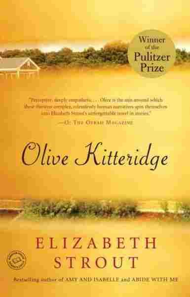 Olive Kitteridge, Cover