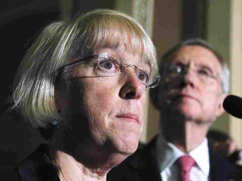 Patty Murray, Harry Reid
