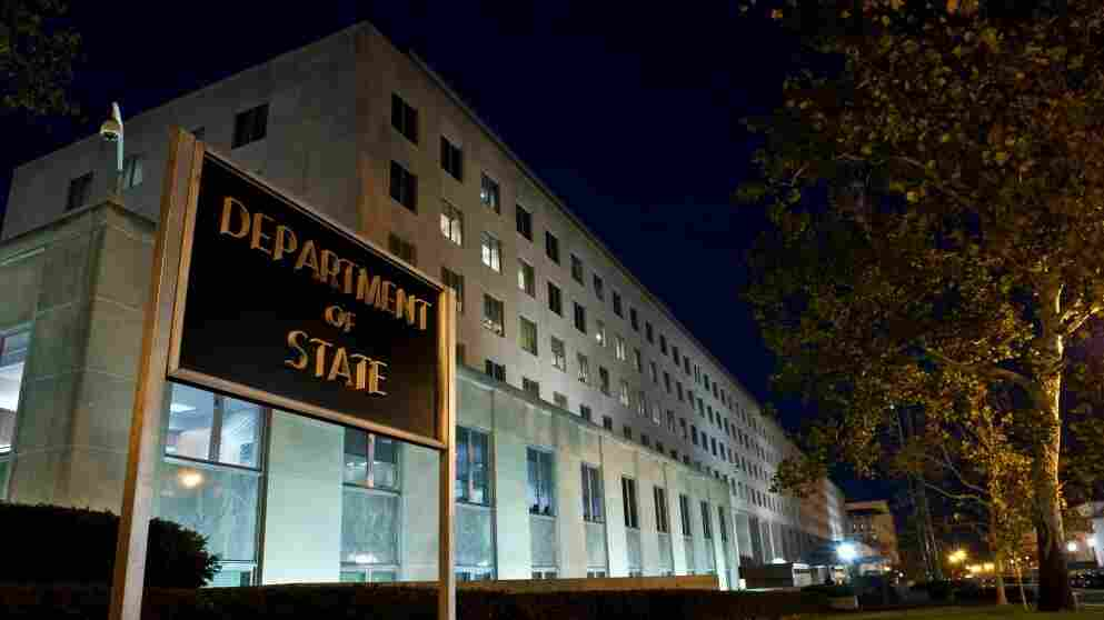 The State Department.