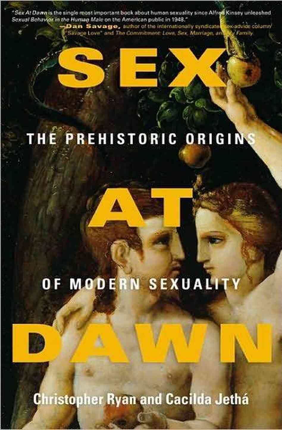 cover of Sex At Dawn