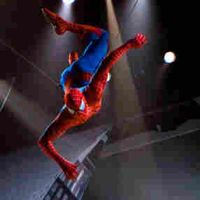 Hey, Broadway-Based 'Spider-Man' Boosters: Twitter's Not A Supervillain