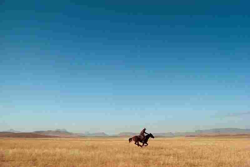 Lone Rider, Texas, 1974