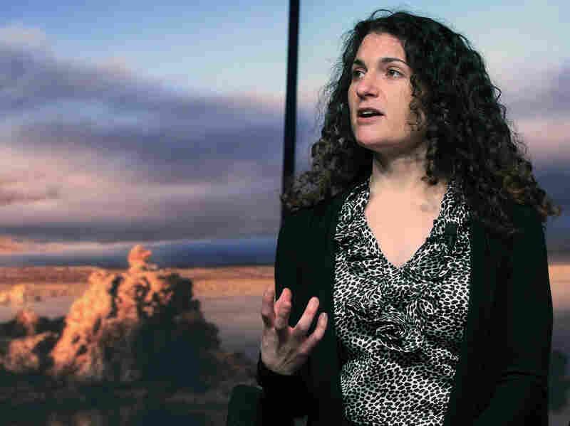 NASA astrobiologist Felisa Wolfe-Simon